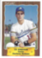 1990 charleston rainbows minor league baseball playerLee Henderson Catcher