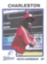 Keith Harrison Baseball charleston rainbows