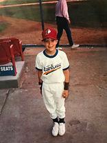michael gardner charleston rainbows batboy 1987