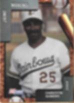charleston rainbows 1992 minor league baseball card player Jaime Moreno Coach