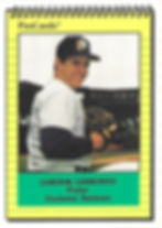 1991 charleston rainbows minor league baseball player Cameron Cairncross Pitcher