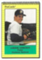 1991 charleston rainbows minor league baseball player Cameron Cairncross Pitcher