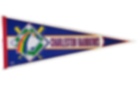 charleston rainbows blue pennant 1992