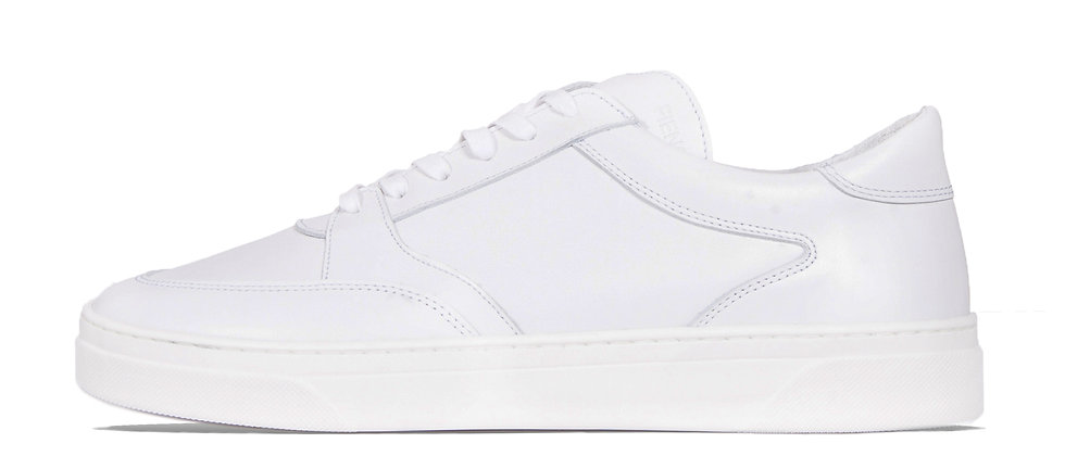 LOW TRAINER WHITE