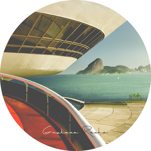 1 Porta Copos - Individual - Niterói RJ -  Gustavo Ro
