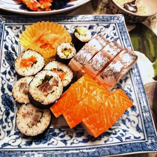 箱寿司Box Sushi & Rolled sushi