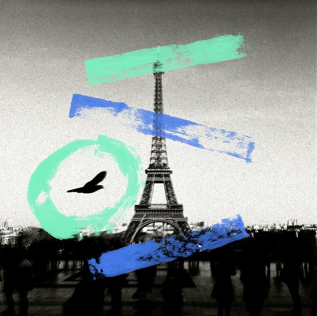 Darlinn & Revers Gagnant - Paris Rooftops (Ft. Atëna)