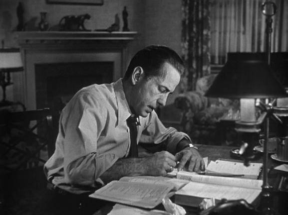 Bogart writing