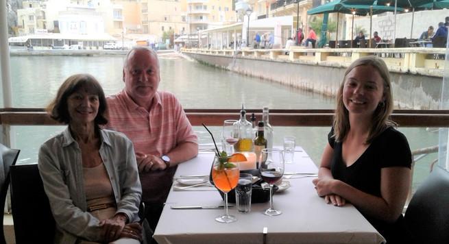 Eating in Gozo