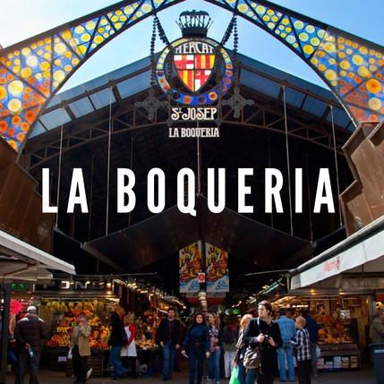 Barcelona market