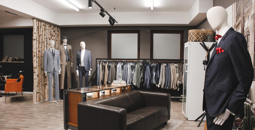 Mann Anzug Shoppen