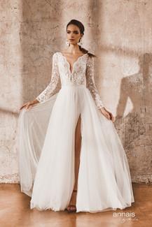 Brautkleider mit langen Ärmeln