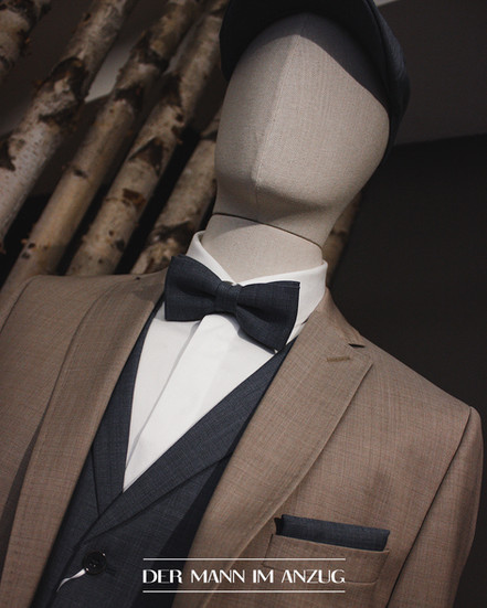 lässiger Anzug