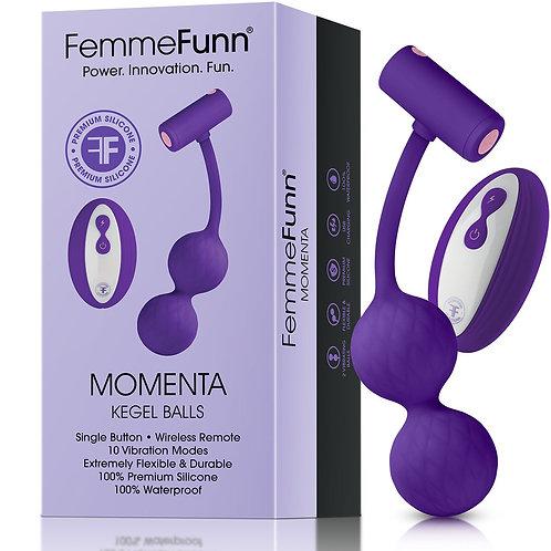 FemmeFunn Momenta Remote Control Kegel Balls