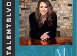 Cristina Mendonsa joins TalentBlvd!!