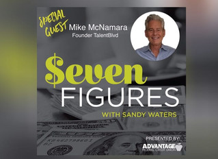 """Seven Figures podcast appearance: """"Polishing that Resume"""""""