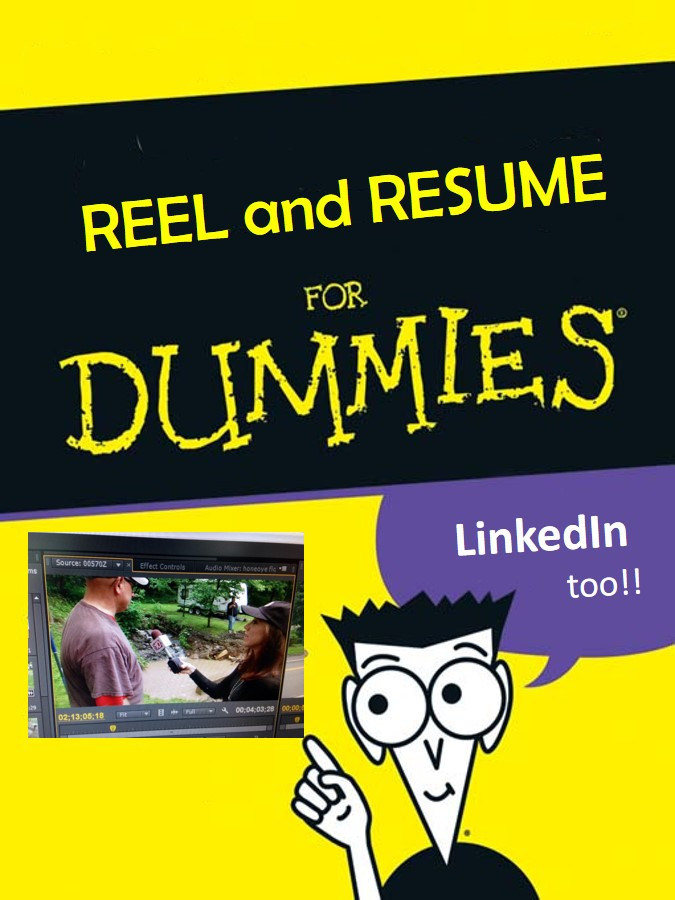 reel and resume