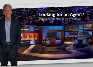 Talent Agents: What I Know and What You Need To Know