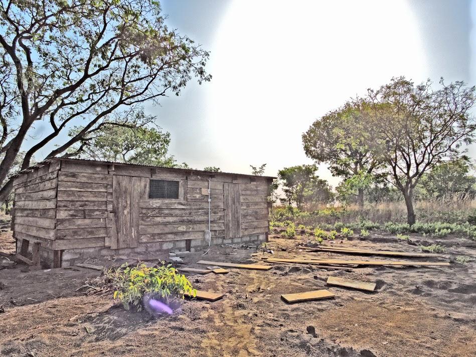 Ghana Handbuilt House