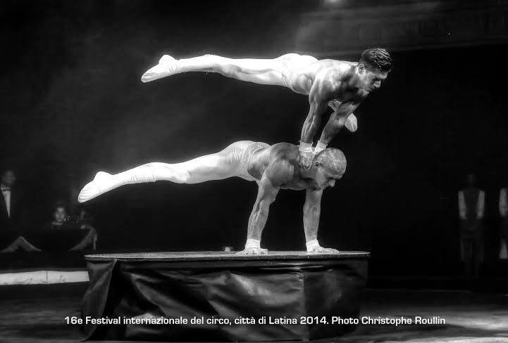 16th International Circus Festival