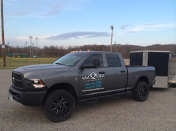 PROMOTIONAL TRUCK DECAL
