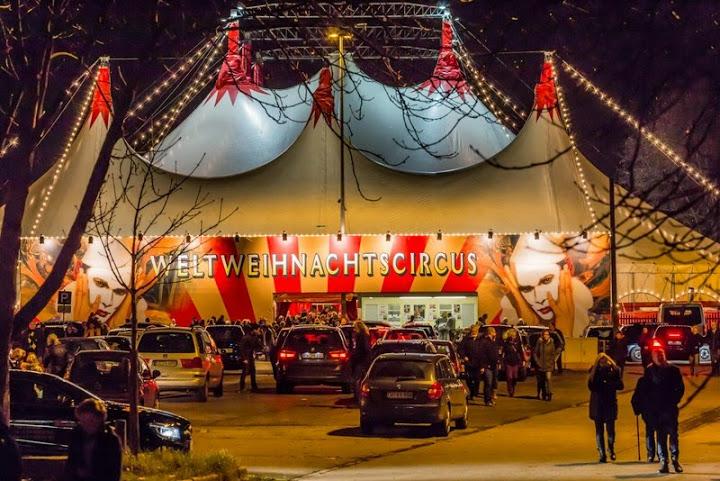 Weltweihnachtscircus