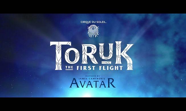 Cirque du Soleil's Toruk-The First Flight