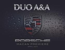 Porsche Macan Premiere