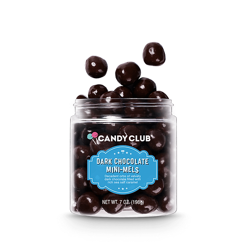 Dark Chocolate Mini-Melts - Candy Club