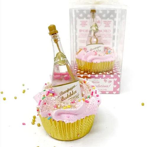 Congratulations Cupcake Bath Bomb