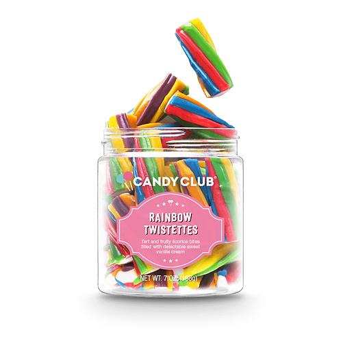 Rainbow Twistettes - Candy Club