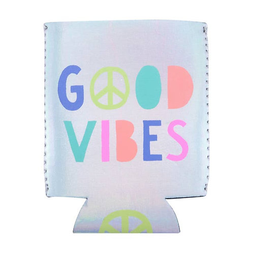 Good Vibes Koozie