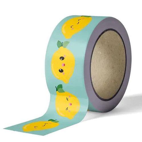 Lemon Washi Tape