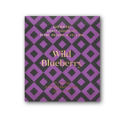 61% Wild Blueberry Chocolate