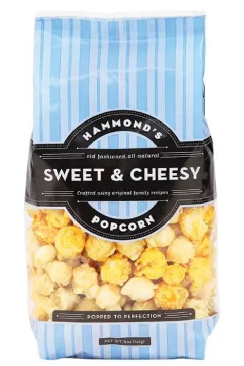 Natural Sweet & Cheesy Popcorn 5oz