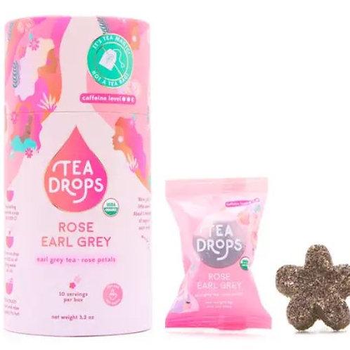 Chocolate Earl Grey - Tea Drops - Tea Retail Cylinder