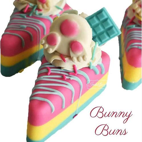 Bunny Buns Artisan SOAP Cake