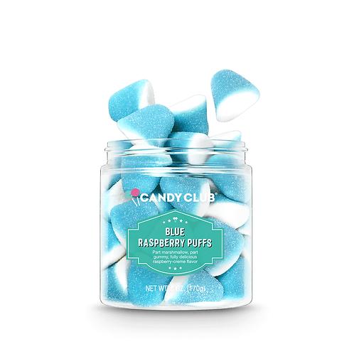 Blue Raspberry Puffs - Candy Club