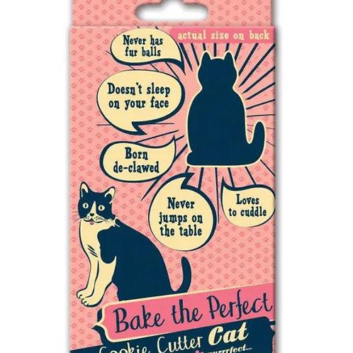 Perfect Cat Cookie Cutter