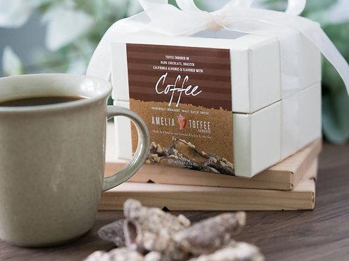 Coffee Toffee - 6oz Ivory Gift Box