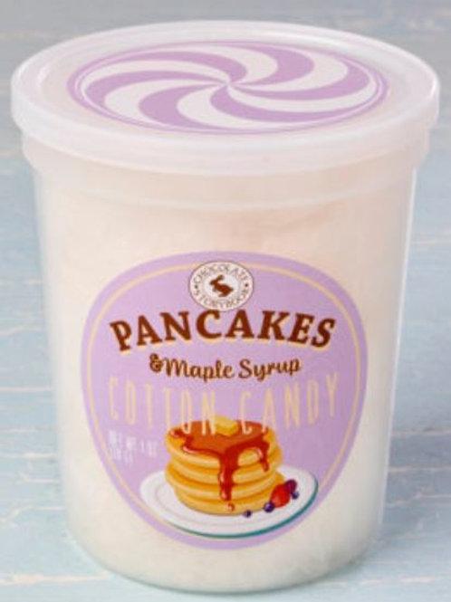 Pancake & Syrup  Cotton Candy 1.75 oz Tub