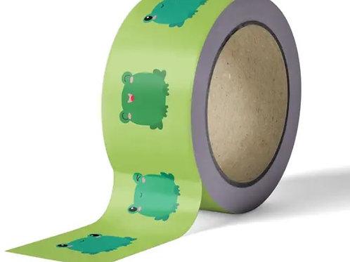 Frog Washi Tape