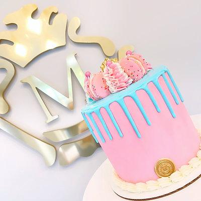6 inch 3 layer Cake
