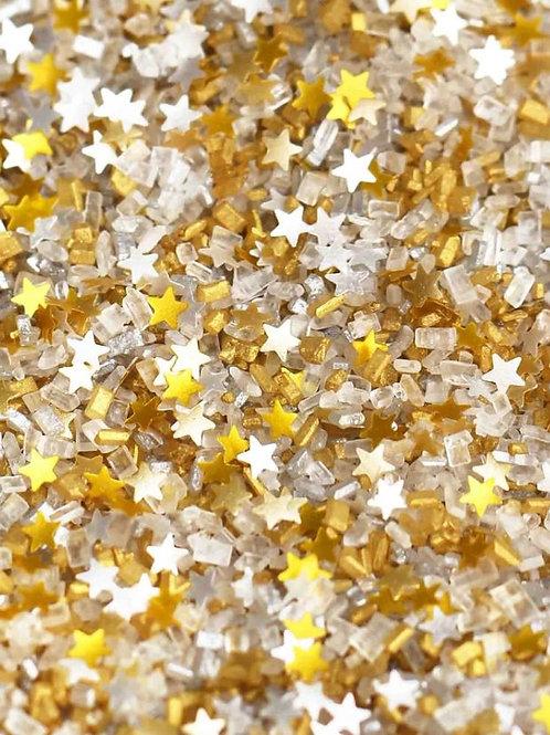 Filthy Rich Fancy Sprinkles 8 oz Jar