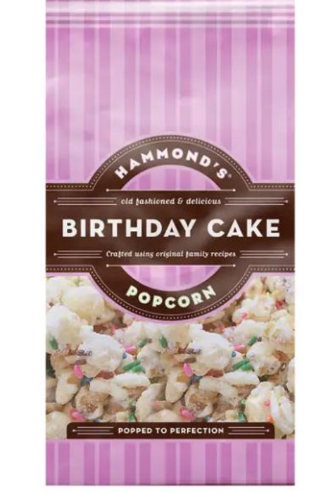 Birthday Cake Popcorn 5oz