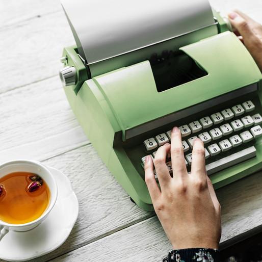 Writing Tip #1: START Writing!