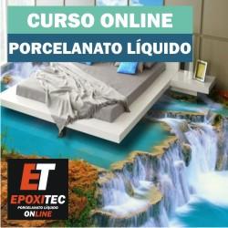 curso de porcelanato líquido online