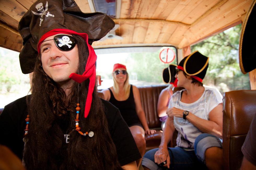 Pirate Teambuilding