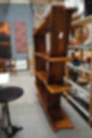 CustomFit Cape Town| shelves| solid wood furniture| manufacturer