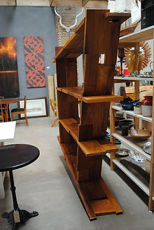 CustomFit Cape Town| shelves| solid wood furniture| manufacturer